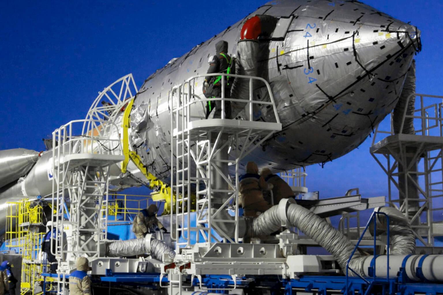 Космическая промышленность